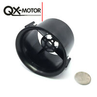 QX-MOTOR 70mm 6 Blades Ducted Fan Propeller With Ducted Barrel Brushless Motor