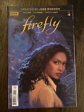 Firefly 4 2Nd Print Variant Comic Joss Whedon Fagan 2019