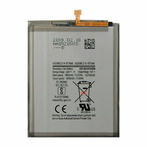 Replacement Battery For Samsung Galaxy A305 A505 A50 A20 EB-BA505ABN 3900mAh UK