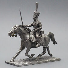 Tin soldier, Ober-officer of Polish Lancers, Napoleonic Wars, 54 mm