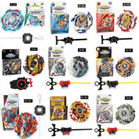 Beyblade Burst Bayblade with Launcher Set Bey Blade Metal Top Kids Toy Gift