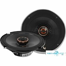 "INFINITY REF-6522EX PAIR 330W 6.5"" 2-WAY REFERENCE SHALLOW MOUNT CAR SPEAKERS"
