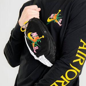 JORDAN Air Jumpman Crossbody travel shoulder bag messenger festival fanny pack