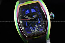 Invicta 42MM Limited Ed Star War Tonneau Automatic Darth Vader Iridescent Watch