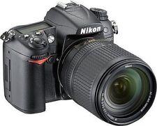 New Nikon D7000 Digital SLR Camera with 18-140mm VR Lens Black Tripot Bonus