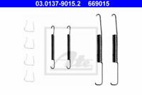 Frenkit 254036 Reparatursatz Bremssattel Vorderachse