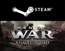 --  MEN OF WAR: ASSAULT SQUAD  [DE/EN]  --   STEAM-KEY  -  XP / Vista / 7 -  NEU
