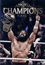 BRAND NEW DVD // NIGHT OF THE CHAMPIONS//  WRESTLING //