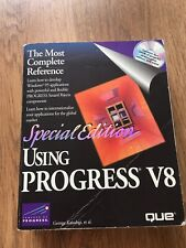 Special Edition Using Progress V8 by George Kassabgi Including CD