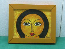 Quadro Lotto 2 -  Ritratto olio su tela  dipinti a mano   25x31