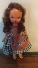 """vintage bisque nancy ann storybook doll 5""""bisque all original"""