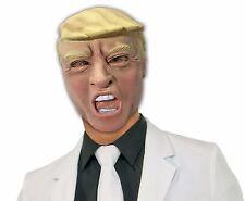 DONALD Trump Maschera USA PRESIDENTE FUNNY Fancy Dress in gomma Partito Repubblicano statunitense