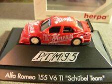 1/87 Herpa ALFA ROMEO 155 V6 TI Schübel Team DTM 1995 #11 Danner 036498