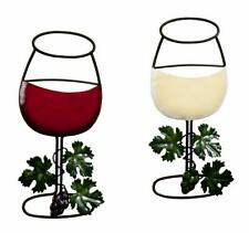 Wine Glasses Vintage Retro Wall Decor - Kitchen Bar Decoration