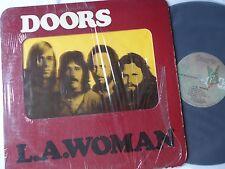 THE DOORS 1971 Original __1st PRESS__L.A. Woman LP___DIE-CUT COVER__SHRINK__EX