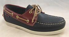 Sebago Spinnaker Mens Boat Shoes Size 6 Wide B72816