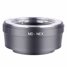Minolta MD MC Lens to Sony E NEX 3 NEX 5 NEX 7 C3 a7R a5100 a6000 adapter