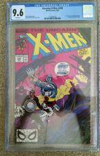 Uncanny X-Men #248 CGC 9.6 1st Jim Lee Art On Xmen!!