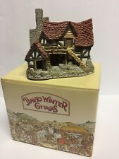 1983 The Bothy By David Winter Handmade & Painted In Hampshire, Great Britain