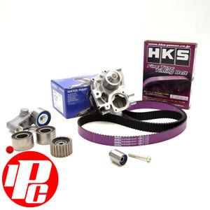 HKS Timing Belt Kit  Water Pump Fits: Subaru Impreza WRX & STi EJ20 1998-07