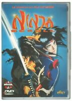 NINJA SCROLL di Yoshiaki Kawajiri DVD Francese. Pathe'