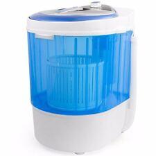 Portable Washing Machine 8.6LBS Laundry Wash Spin Cycle RV Camping Mini 250 watt