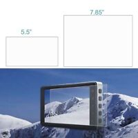"""5.5"""" 7.85"""" Screen Protector Hard Film For DJI CrystalSky Monitor Explosion-proof"""
