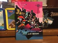 Hover Artbook Limited Run Games