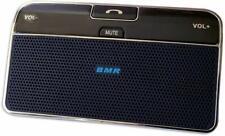 Bmr Bluetooth Visor Car Bluetooth Handsfree Two-Speaker Speakerphone Car Kit For