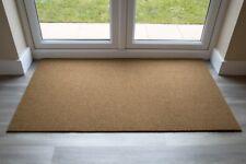 BEST Commercial Brush Entrance Mat Natural 80cm x 120cm UK Floor Mat