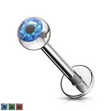 Eyeball Labret Monroe Cartilage Stud