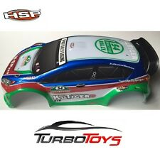 NEW - HSP PART - BODY SHELL FOR 1/10 HSP RALLY CAR 94118 - FACTORY STOCK