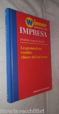 LA PROMOZIONE VENDITE CHIAVE DEL SUCCESSO Frederic Nepveu Nivelle De Agostini di