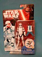 Star Wars Force Awakens First Order Stormtrooper Figure (Combine) Hasbro 2015
