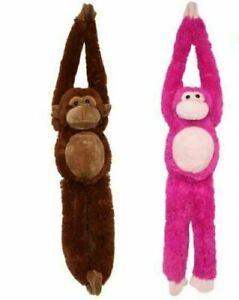 104CM PLUSH HANGING MONKEY   Soft Stuffed Animal Plush Toy Boy Girl Kids Gift