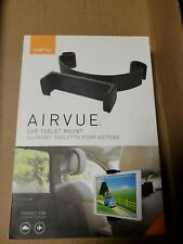 Kenu Airvue Car Headrest Tablet Mount for iPad Galaxy Tablet Android Surface