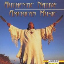 Authentic native American Music Music of Indian tribes (Arikara, Plains, .. [CD]