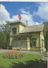 Bergen Troldhaugen Edvard Grieg Heim Norway Postcard  200a