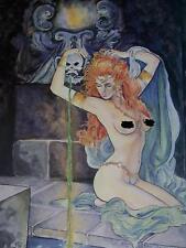 Sirens of Seduction DEMULDER Erotic Fantasy Art print