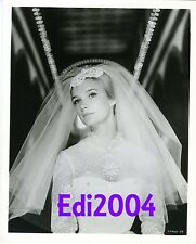 "YVETTE MIMIEUX Vintage Original Photo ""LIGHT IN THE PIAZZA"" 1962 Delicate Bride"