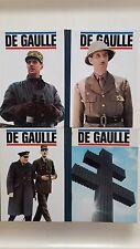 EN CE TEMPS-LA DE GAULLE 4 VOLUMES 72 numeros + POSTER GUIDE + JE SUIS CHARLIE