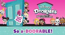 Disney Doorables, Series 1 2 3, You Pick, Rare, Ultra Rare, Special Edition