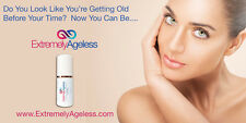 Extremely Ageless FACE LIFT in a bottle Stem Cell, Argireline, Natural & Omega 3