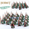 21pcs Knights Gladiatus Military Army Soldier Captain Minifig Lego Minifigures