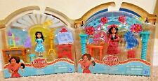 NEW 2 Disney ELENA of Avalor Figure Sets Isabel Laboratory & Celebration Dolls