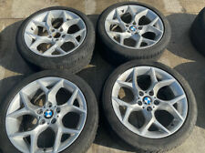 Genuine BMW X1 E84 18 Inch Alloy Wheels With Tyres 225/45R18 6789145