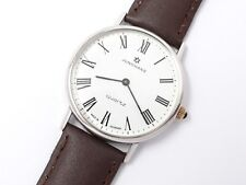 JUNGHANS, date, quartz, analogico, unisex, Retrò, wrist watch, montre, Orologio