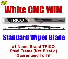 Wiper Blade (Qty 1) Premium - fits 1991-1994 White GMC WIM - 19200