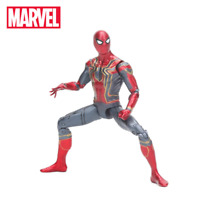 17cm Marvel Toys Avengers Infinite War Spiderman PVC Action Figure Superhero Fig