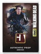 2016 The Walking Dead Season 4 Part 2 Authentic Ammo Box Prop M52 Glenn Rhee